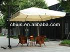 sun parasol,overhanging Parasols and base, garden parasol,crank parasol,metal patio,umbrella parasol,sun umbrella