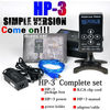 Newest Smart Touch Screen HP-3 Hurricane Tattoo Power Supply Set