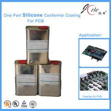 Durable liquid electronic silicone sealant