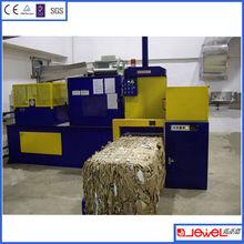 Automatic Paper/Cotton/Nature Fiber Press Baler Machine
