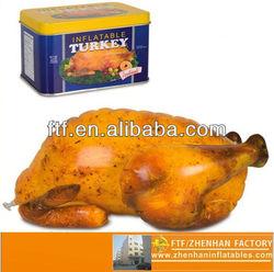 Vivid Inflatable turkey