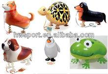 Animal mylar balloon custom aluminium foil balloon