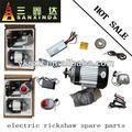 triciclo elétrico kits de conversão