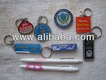 Promotional Plastic Key chains & Pens