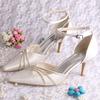 Dyeable Bridal Wedding Shoes 2013