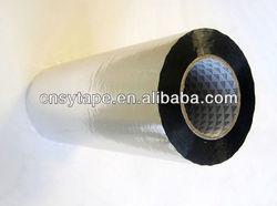 aluminum coated silvery decorative masking tape