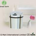 6 litro automático Sensor de casa Waste Bin armário de cozinha Waste Bin