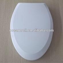 American Elongated Plastic Toilet Seat Cover