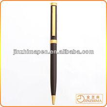 Slim metal pen metal hotel pen