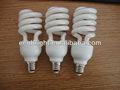 Hot!! T4 meia espiral de poupança de energia lâmpada 25w 8000h ce qualidade