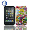 Cute Owl Glossy Design Best Phone Case For Iphone 3g