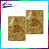 Three side seal plastic bag for medicine