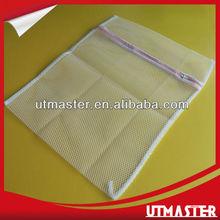 Cylinder shaped wash bag mesh laundry bag / mesh washing bag / net washing bag