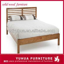 Unfinished Solid Ash Wood Furniture Bunk Beds