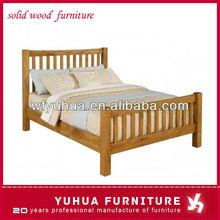 Solid Ash Wood Furniture Bunk Beds For Bed Room Set