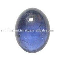 Iolite Oval Cabochon Natural Stone Manufacturer