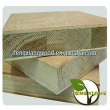 19mm Malacca core blockboard for furniture