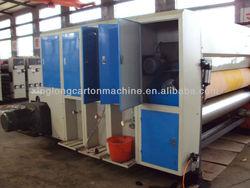 Auto carton box printing slotting die cutting machinery