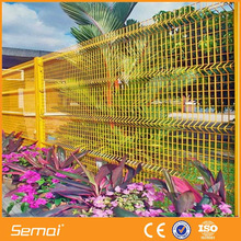 Low Price Best Quality Welded Decorative Metal Garden Fence (China Shengmai Factroy )