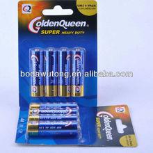 r6 aa heavy duty battery