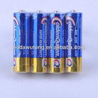 r6 size um3 1.5v battery