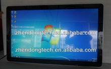 Multi 60'' infrared touch led screen monitor