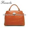 New Fashion Ostrich Genuine Leather Women handbags latest model