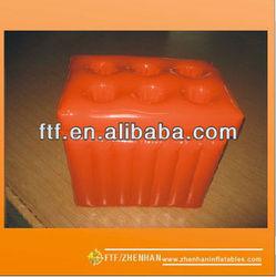 Cheap Inflatable Ice Bucket/plastic ice bucket