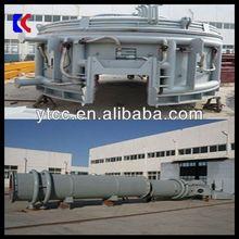 Professional manufacturer EAF/ LF boiler flue for steelworks