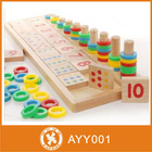 educational montessori material toys hot selling