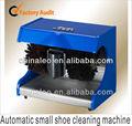 automática pequenas sapato máquina de limpeza