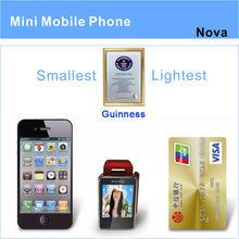 """2013 hopu-- ec107 مصغرة للهاتف المحمول مع 1.76"""" لمسالعلامة، الاتصال الصوتي"""