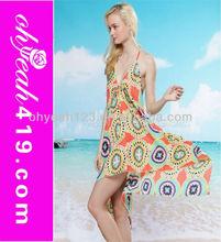 Fashion cotton beach summer towelling beach dress