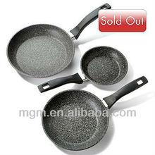 stone coating fry pan