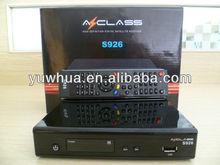 fta nagra 4 Azclass S926 SKS& IKS HD receiver FREE for Amazon satellite