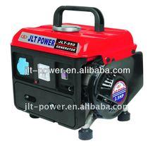 copper wire gasoline generator electric supplier family use