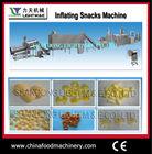 Corn puffs snacks making machinery