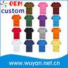 combed cotton t-shirt/cotton spandex t-shirt/100% cotton t-shirt