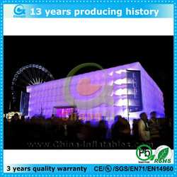 nice led light inflatable party tent,party tent inflatable,inflatable tent for party