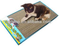 Pet Cat House Corrugated Cardboard Cage Cat Scratching