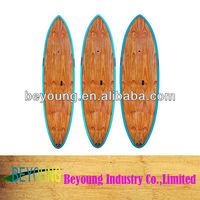 Super Popular wood grain SUP surfboard SUP surf board