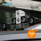 White color aluminum mini 12v led spotlight high quality mini single led lights