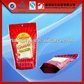 china fabricante de la costumbre impreso pequeña con cremallera de bloqueo bolsas de plástico