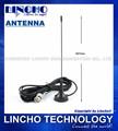 Uhf mini base magnética BNC conector 400 MHz antena