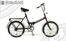 "Folding bicycle ""VODAN"" 20"", steel"