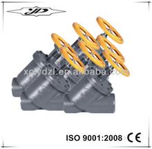 Yongda Y Type Cast Steel Valve Dn80