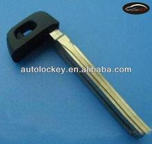 Hot sale toyota Emergency key for smart card
