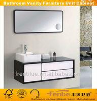 modern style bathroom vanity