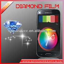 Superior Quality Ultrathinly Organic Diamond Screen Protector For Samsng S4 Mini