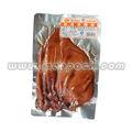 curar selado com folha de alumínio congelados de plástico do vácuo saco fresco